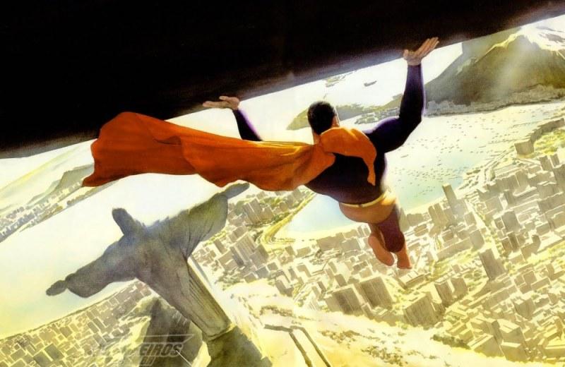 Como não perder as eleições - Superman - Alex Ross - Rio de Janeiro - Blog Farofeiros