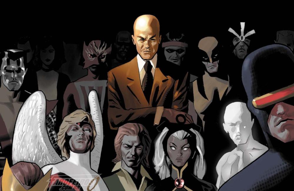 Luta - X-Men - Professor Xavier - Blog Farofeiros