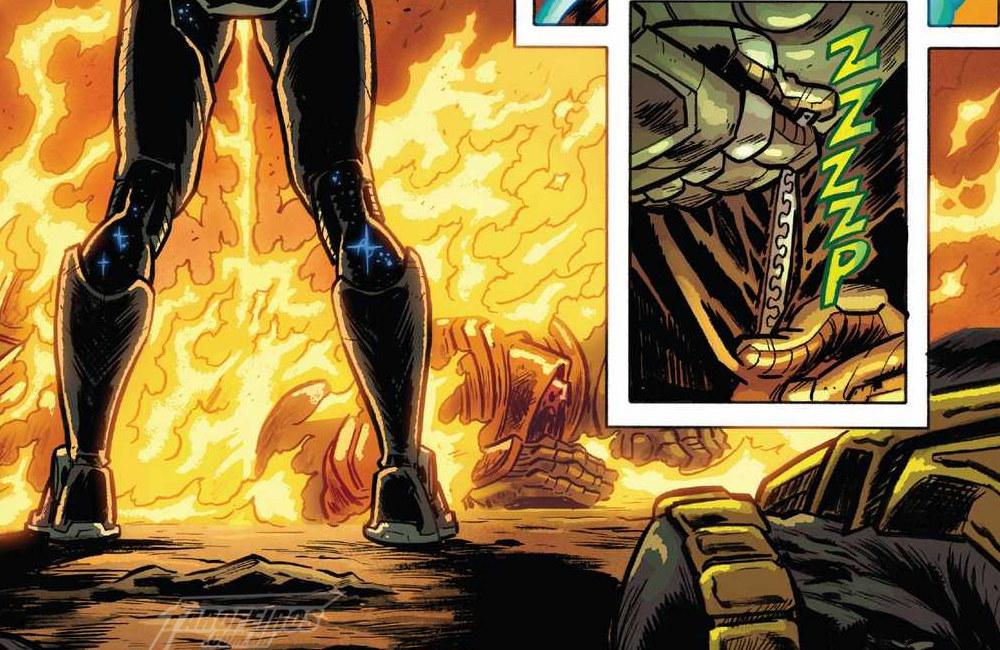 Motoqueiro Fantasma Cósmico é ótimo mesmo - Cosmic Ghost Rider - Marvel Comics - Blog Farofeiros - Mijada no Thanos