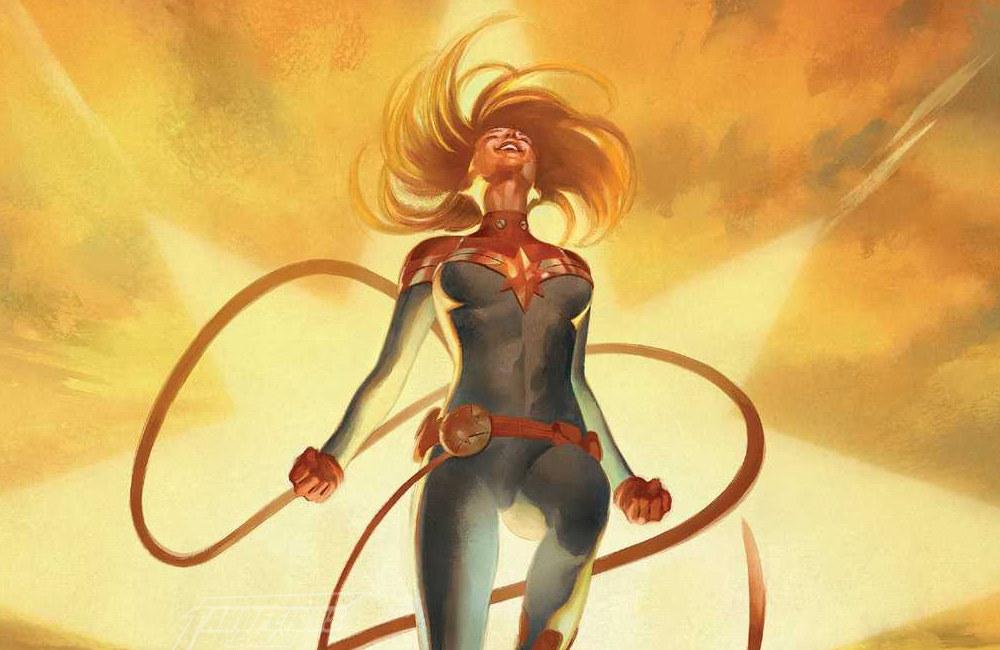 A nova origem da Capitã Marvel - The Life of Captain Marvel - Blog Farofeiros