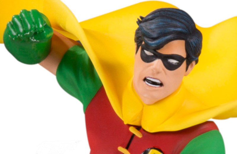 Jovens Titãs da DC Collectibles - Robin - Blog Farofeiros - 01