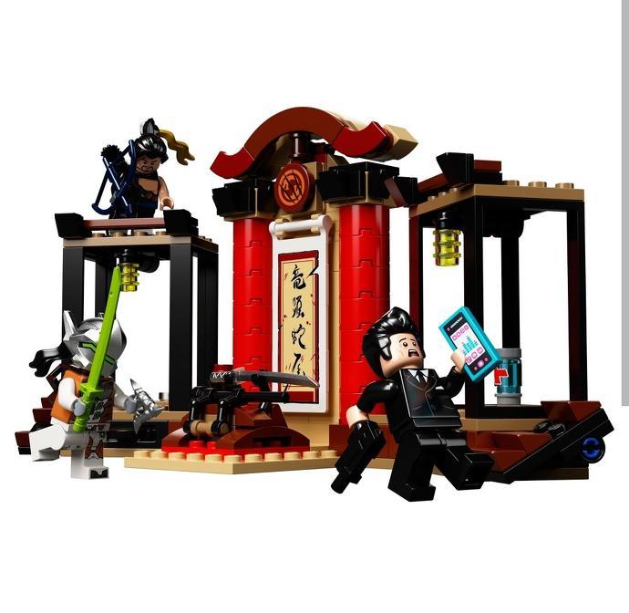 Lego de Overwatch - Blog Farofeiros