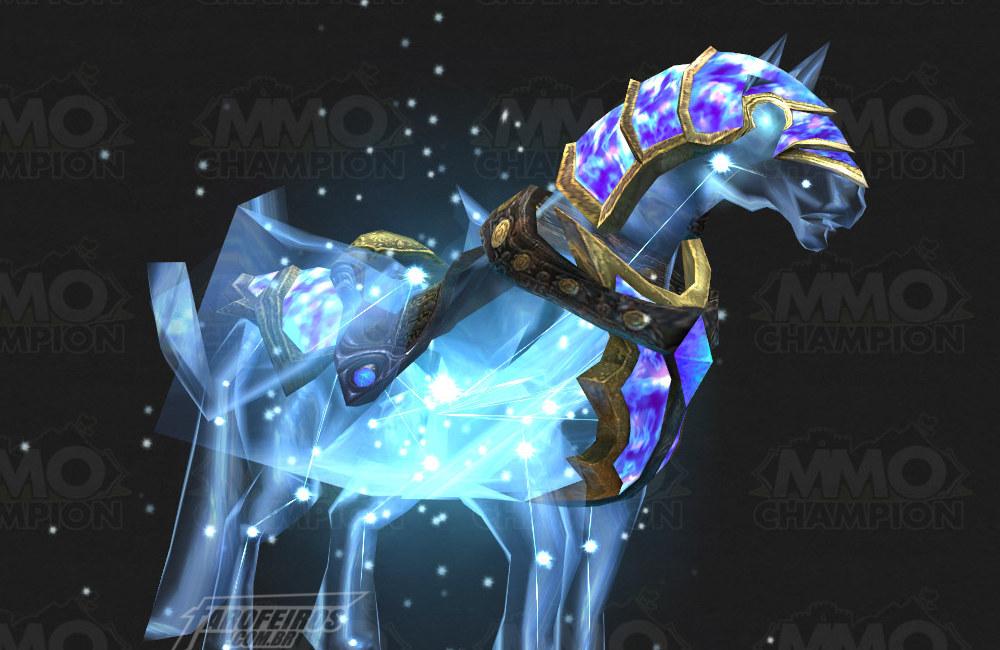 Blizzard vende cavalo purpurinado e faruta US$ 2 milhões em 4 horas - Blog Farofeiros