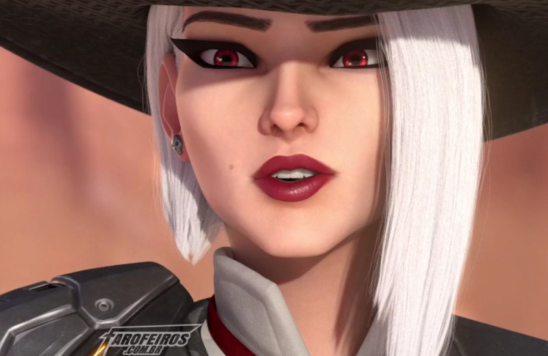 Blizzcon 2018 - Blog Farofeiros - Ashe - Overwatch