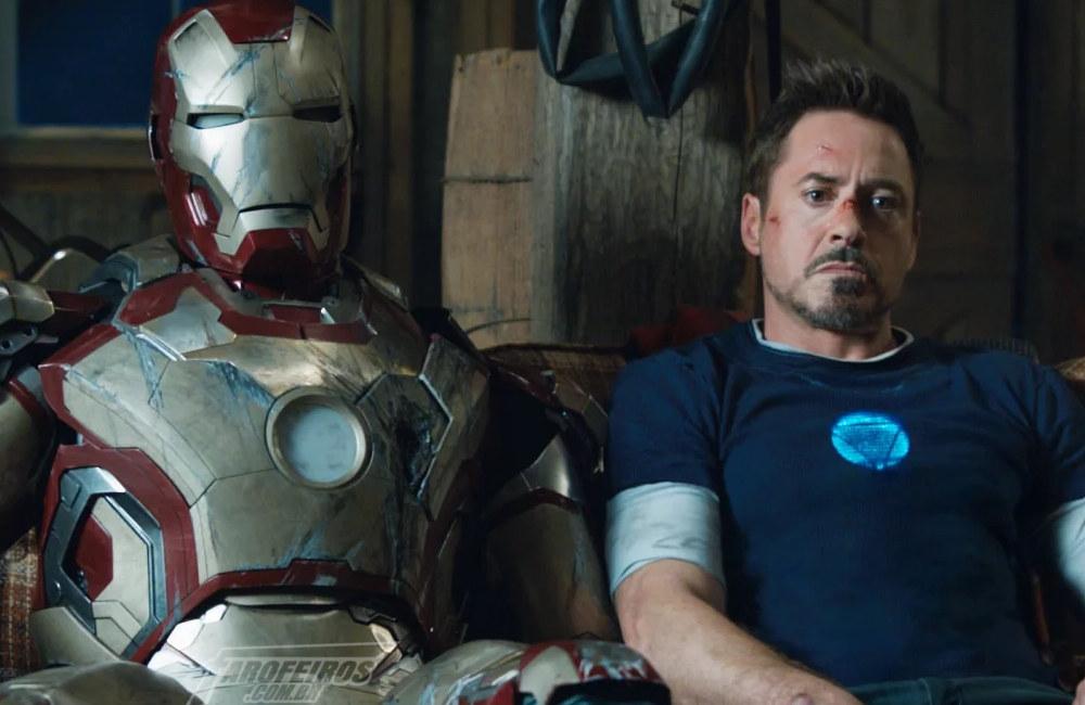 Homem de Ferro 3 - Blog Farofeiros