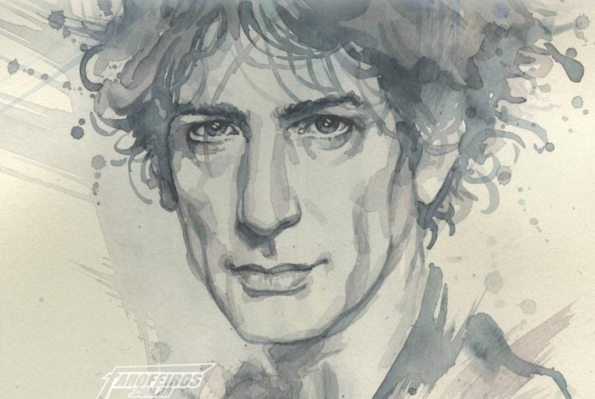 Neil Gaiman - David Mack - Faça boa arte - Blog Farofeiros