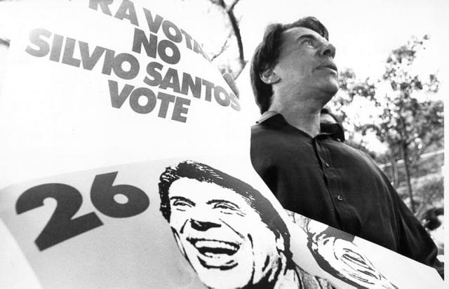 Silvio Santos Presidente do Brasil - Blog Farofeiros