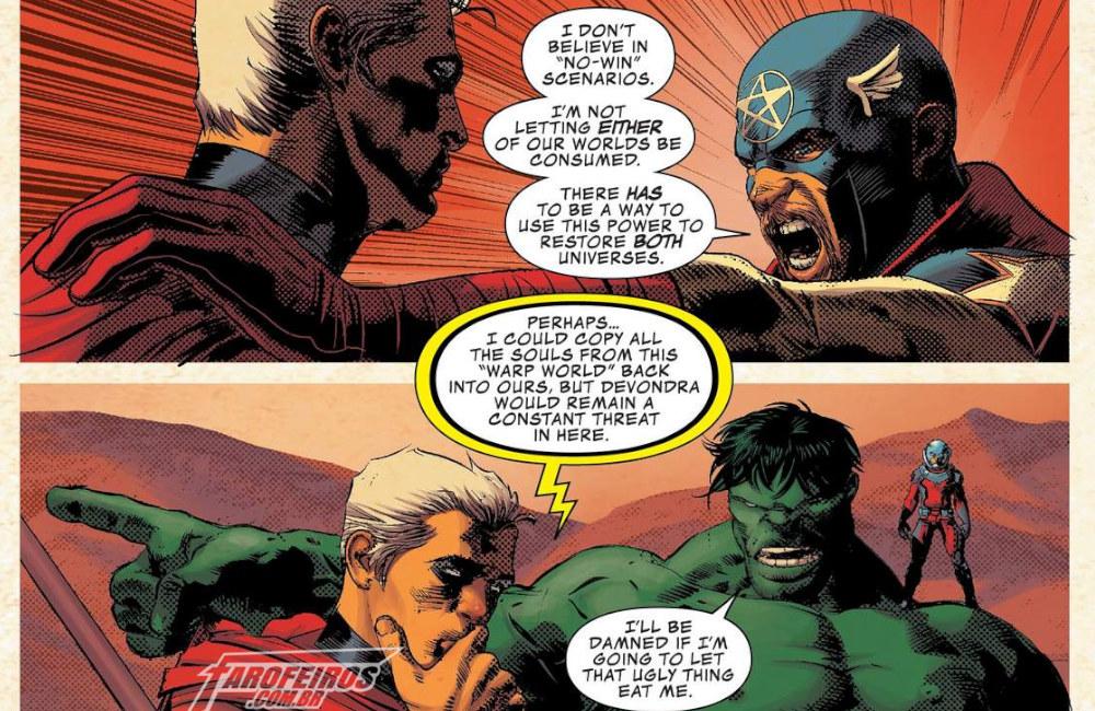 O final de Infinity Wars - Capitão Supremo - Adam Warlock - Blog Farofeiros