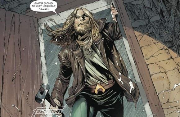Outra Semana nos Quadrinhos #2 - Aquaman #43 - Blog Farofeiros