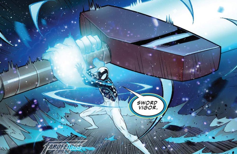 Outra Semana nos Quadrinhos #2 - Spider Geddon #5 - Homem Aranha - Miles Morales - Blog Farofeiros