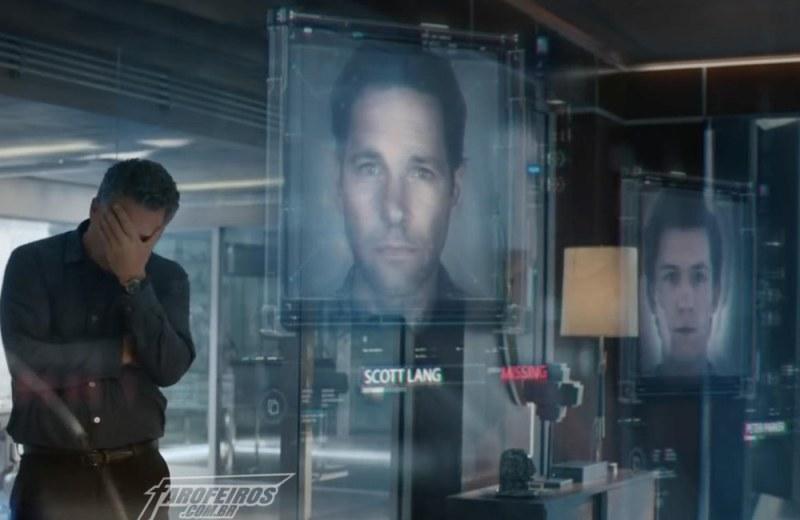 Por que o nome de Vingadores 4 é Ultimato - Avengers Endgame - Scott Lang - Blog Farofeiros