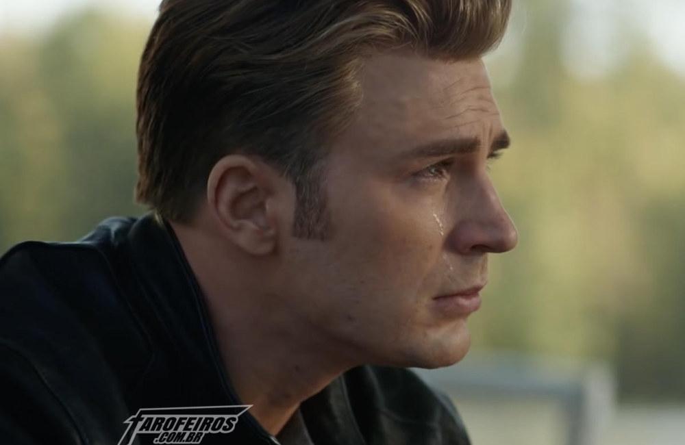 Por que o nome de Vingadores 4 é Ultimato - Avengers Endgame - Steve Rogers - Blog Farofeiros