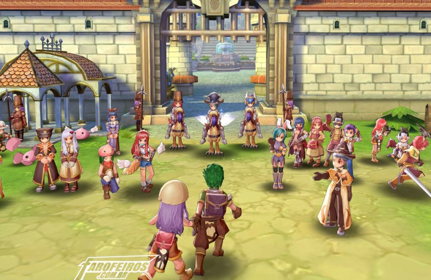 Ragnarok Mobile Eternal Love - Blog Farofeiros