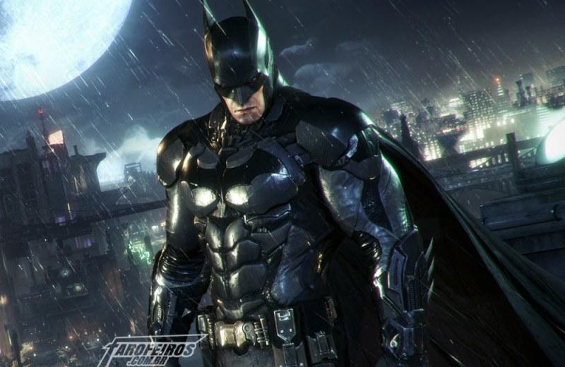 Utomik - Batman - Blog Farofeiros