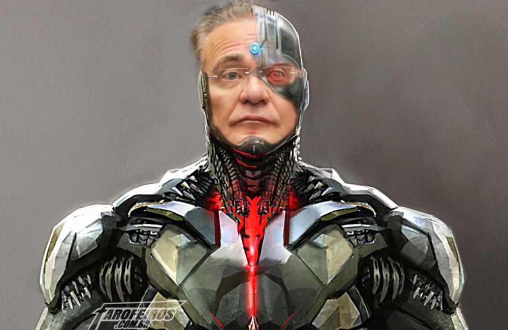 Membro Mecânico - Ciborgue - Blog Farofeiros