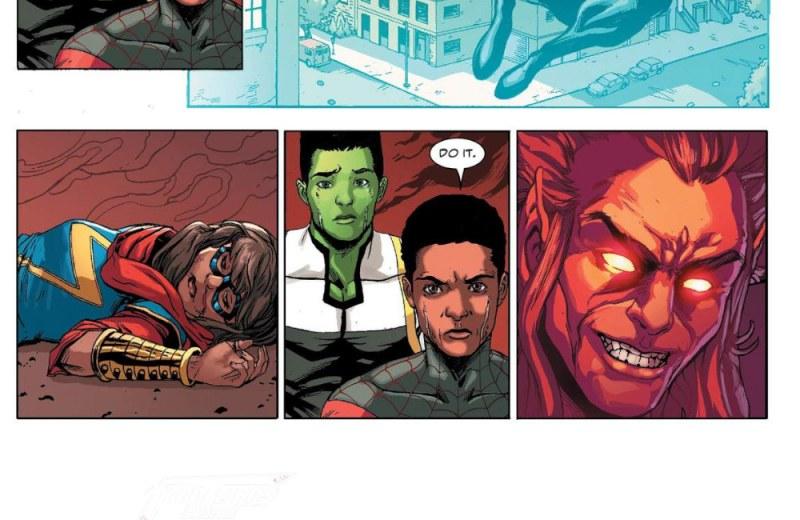 Outra Semana nos Quadrinhos #5 - Champions #2 - Miles Morales - Mefisto - Blog Farofeiros