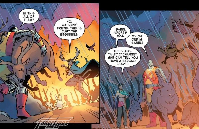 Outra Semana nos Quadrinhos #5 - The Marvelous X-Men #1 - Colossus - Blog Farofeiros