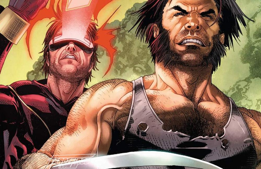 Uncanny X-Men #12 - A Volta dos X-Men - Wolverine e Ciclope 2 - Blog Farofeiros