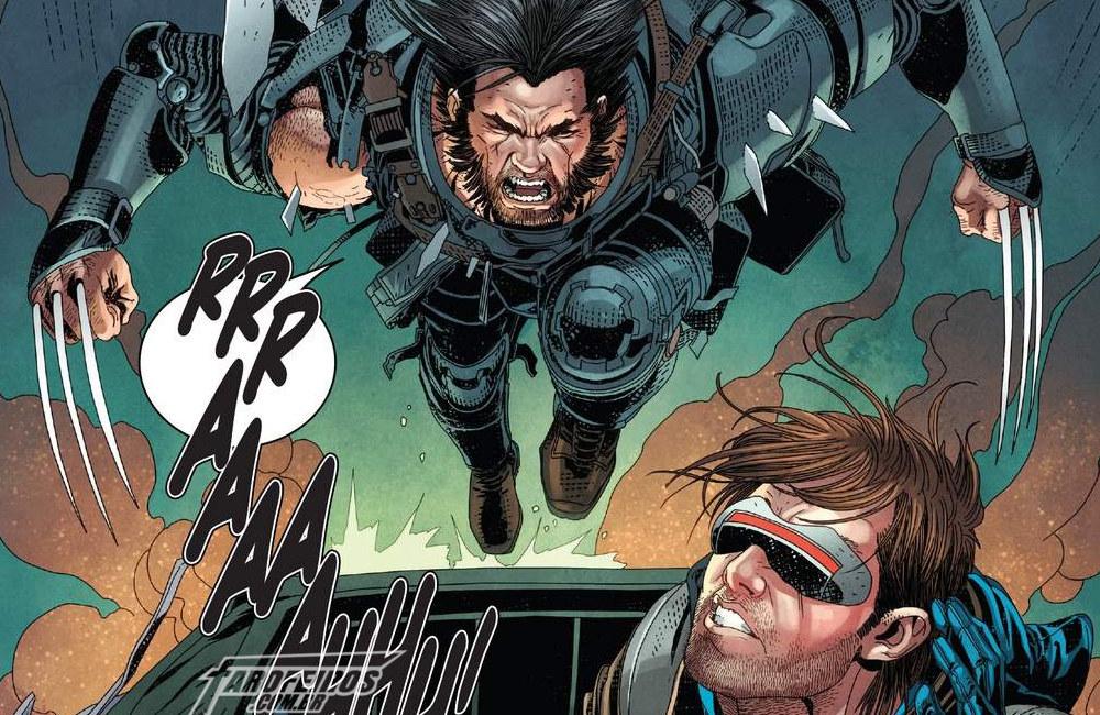 Uncanny X-Men #12 - A Volta dos X-Men - Wolverine e Ciclope - Blog Farofeiros