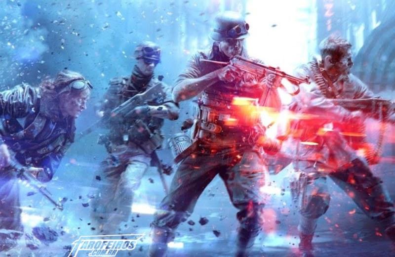 A culpa nunca é dos videogames - Battlefield V - Blog Farofeiros