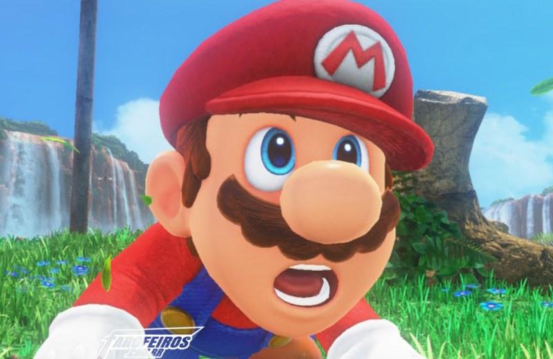 A culpa nunca é dos videogames - Super Mario - Blog Farofeiros