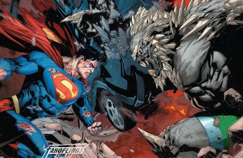Apocalipse não se celebra - Superman contra Apocalipse - Doomsday - Blog Farofeiros