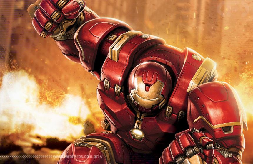 Todas as armaduras do Homem de Ferro do cinema - Blog Farofeiro - Hulkbuster