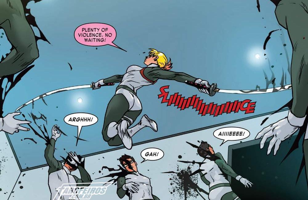 West Coast Avengers #8 - Gwenpool - Outra Semana nos Quadrinhos #7 - Blog Farofeiros