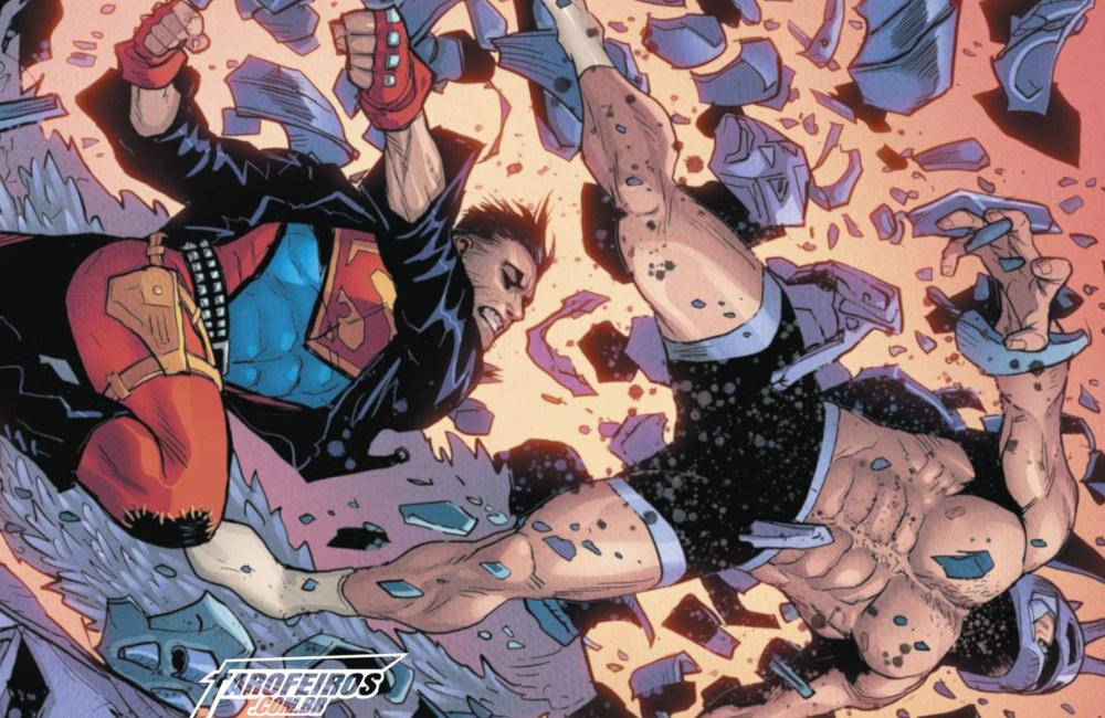 Outra Semana nos Quadrinhos #11 - Young Justice #4 - Superboy - Blog Farofeiros