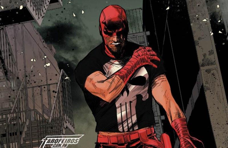 Outra Semana nos Quadrinhos #13 - Daredevil #4 - Demolidor - Blog Farofeiros
