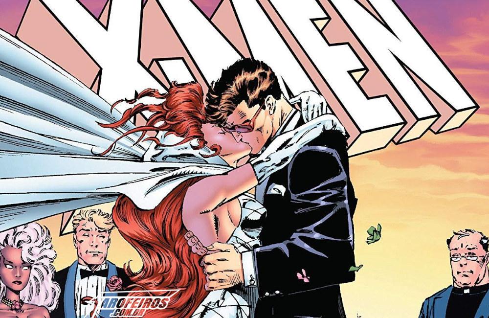 Scott Summers e Jean Grey não se casaram - X-Men - Ciclope - Cyclops - Blog Farofeiros