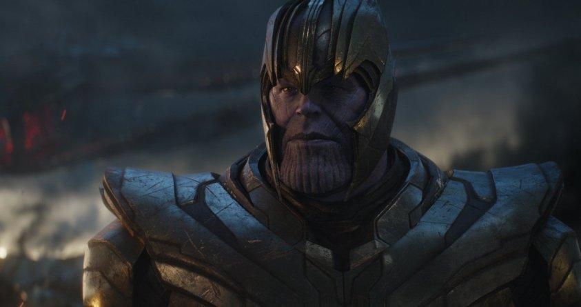 Vingadores - Ultimato - Blog Farofeiros - Thanos