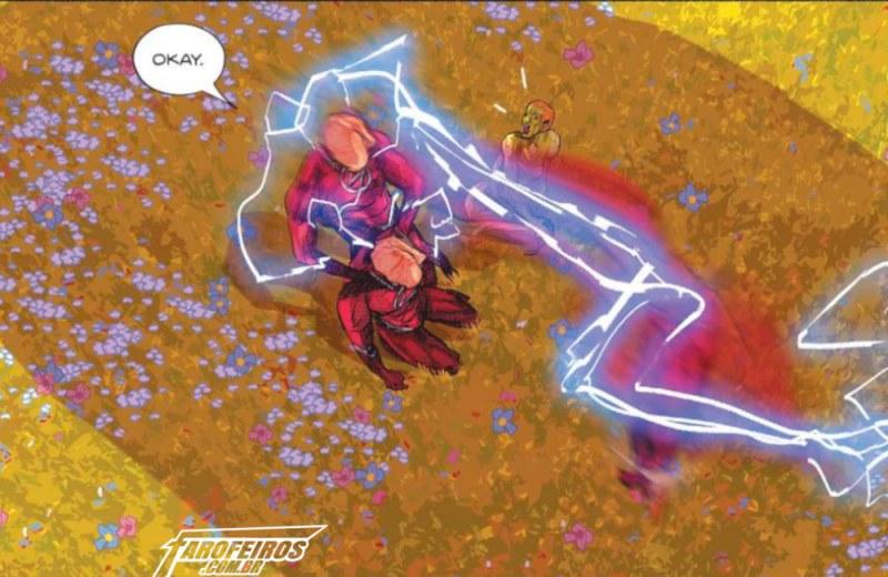 A tragédia de Wally West em Heróis em Crise - Heroes in Crisis - Flash - Kid Flash - 05 - Blog Farofeiros