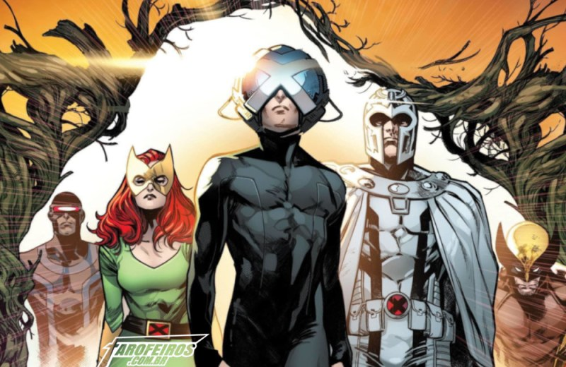 Os X-Men de Jonathan Hickman - House of X - Powers of X - Blog Farofeiros