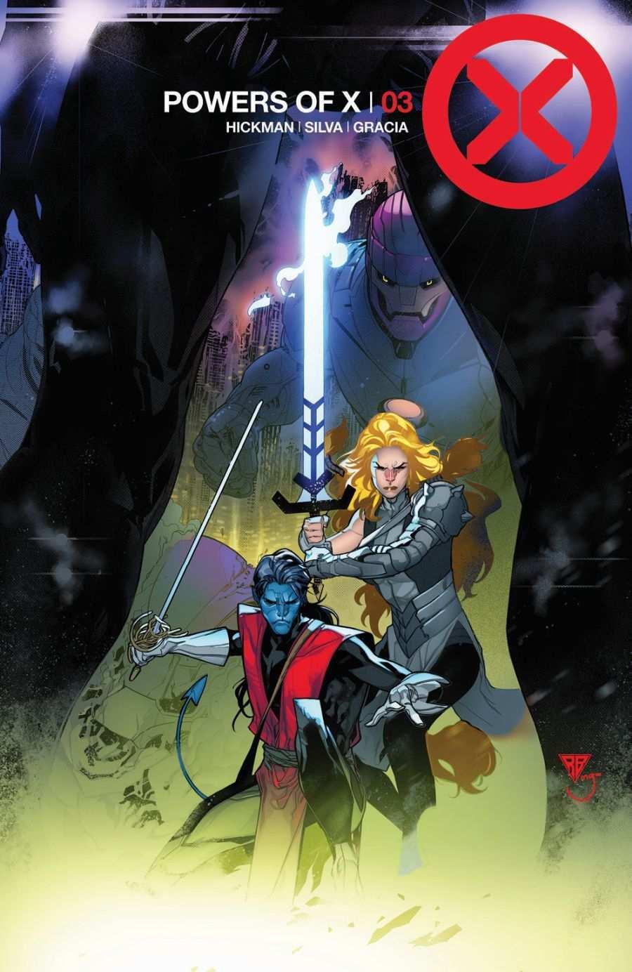 Os X-Men de Jonathan Hickman - Powers of X #3 - Blog Farofeiros