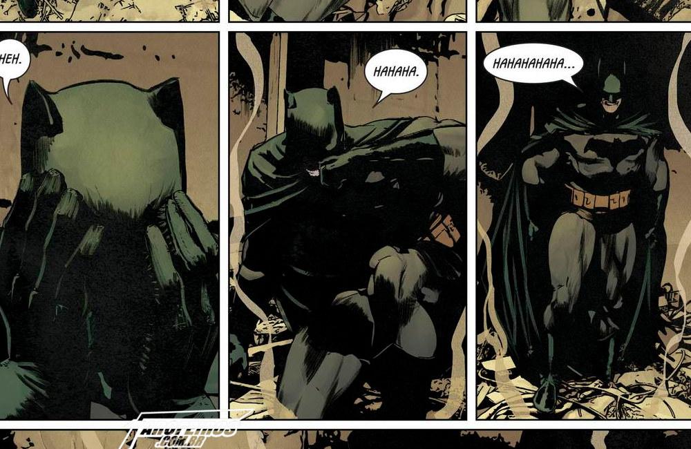 Outra Semana nos Quadrinhos #15 - Batman #70 - Blog Farofeiros