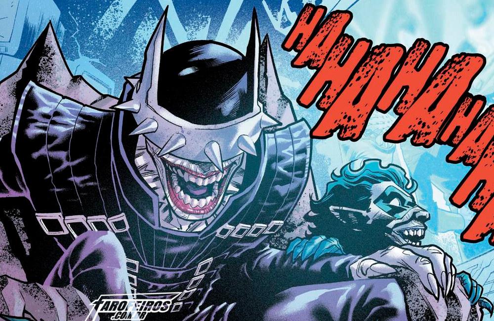 Outra Semana nos Quadrinhos #15 - DC's Year of the Villain Special #1 - Batman Que Ri - Blog Farofeiros
