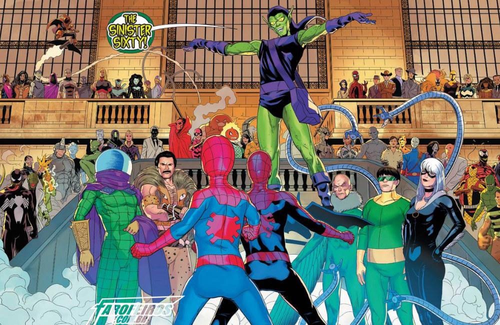 Outra Semana nos Quadrinhos #16 - Friendly Neighborhood Spider Man #6 - Homem Aranha - Blog Farofeiros