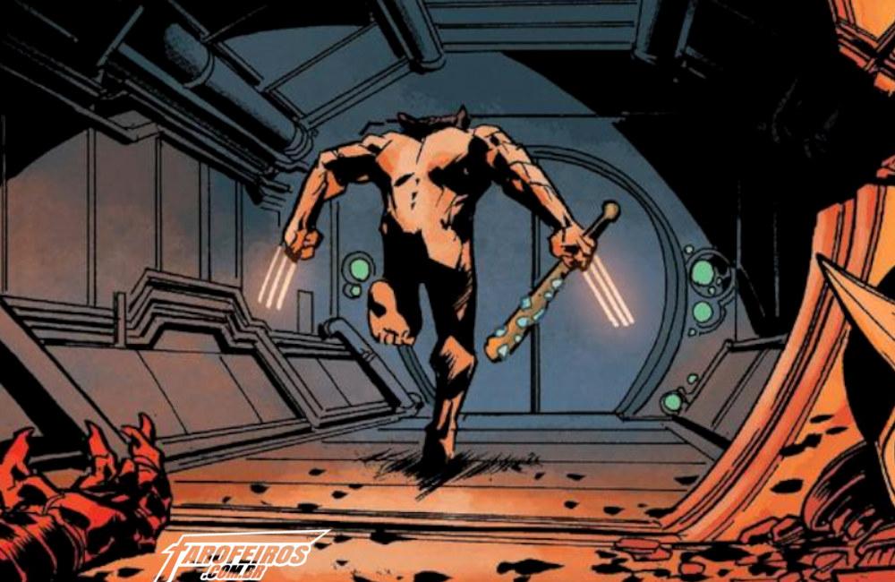 Outra Semana nos Quadrinhos #18 - Wolverine - Infinity Watch #4 - Blog Farofeiros