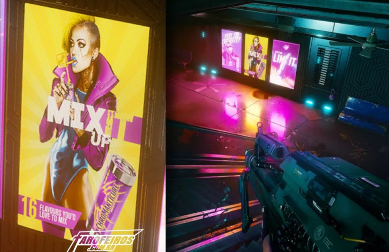 O que há de errado em Cyberpunk 2077 - Trans - Blog Farofeiros