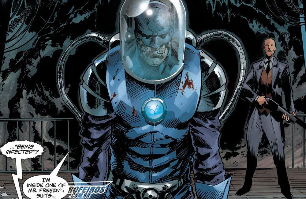 Outra Semana nos Quadrinhos #19 - DCeased #2 - Batman - Blog Farofeiros