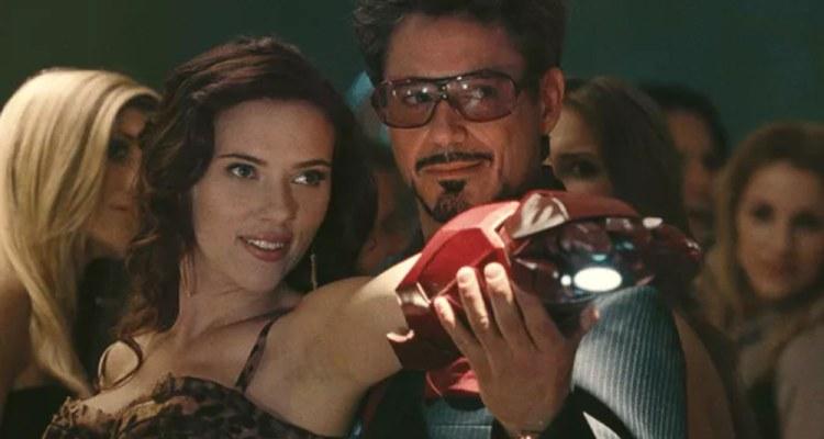 Tony Stark é uma babaca - Viúva Negra - Homem de Ferro - Iron Man - Blog Farofeiros