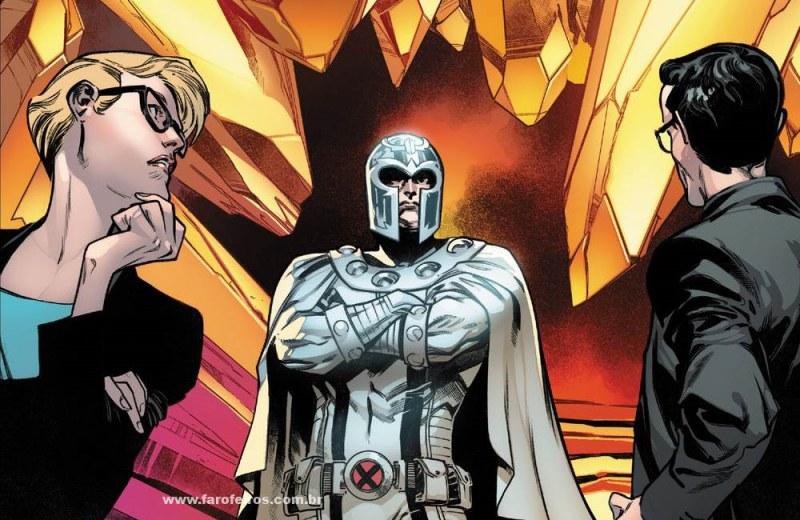 Detalhes de House of X - Magneto - Casa de X - X-Men - Marvel Comics - Blog Farofeiros