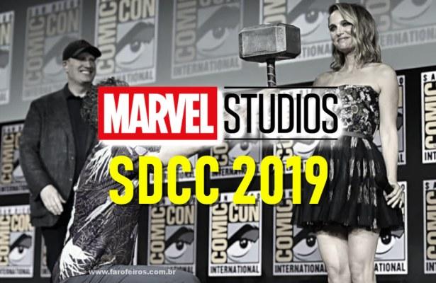 Marvel Studios na SDCC 2019 - Blog Farofeiros