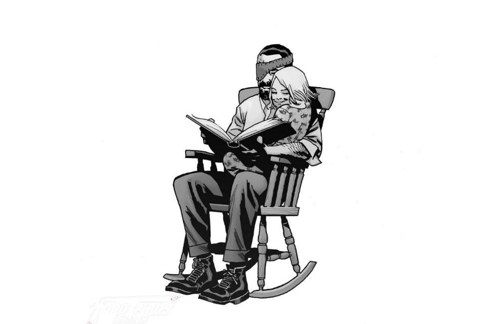 O fim de The Walking Dead - Blog Farofeiros - The Walking Dead #193 - Carl