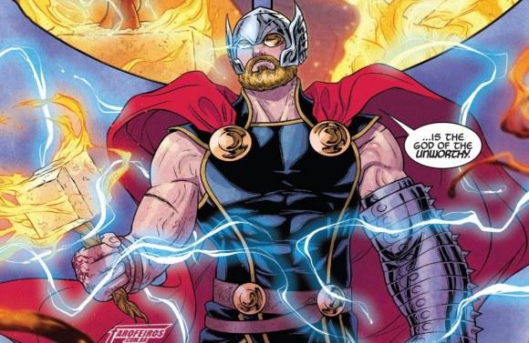 O final de Guerra dos Reinos - Thor deus dos indignos - Blog Farofeiros