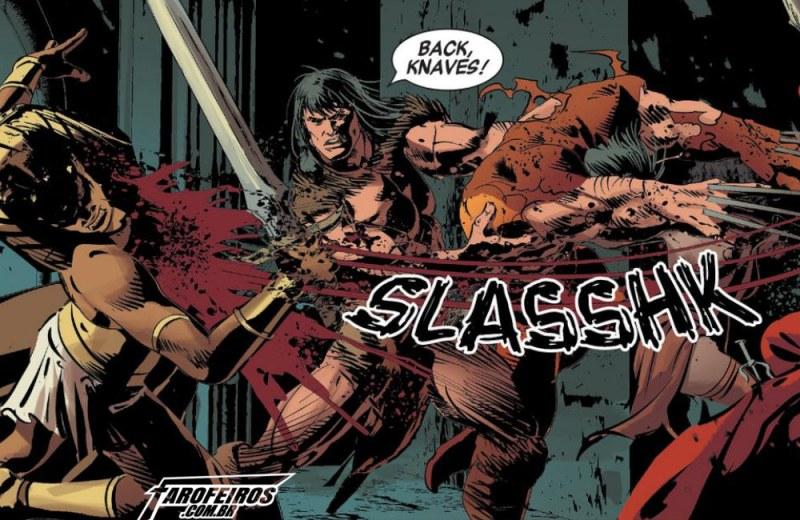 Outra Semana nos Quadrinhos #20 - Savage Avengers #3 - Conan - Wolverine - Blog Farofeiros