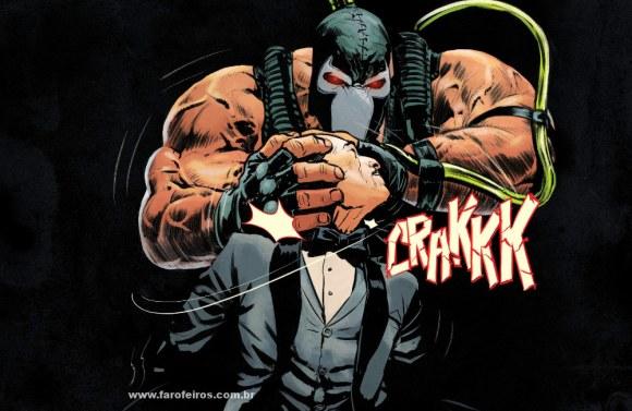 Bane mata Alfred em Batman #77 - Blog Farofeiros