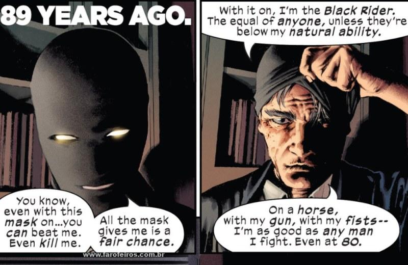 Black Rider - Marvel Comics #1000 - Blog Farofeiros