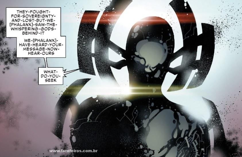 Detalhes de Powers of X - Poderes dos X - Powers of X #2 - Falange - Blog Farofeiros